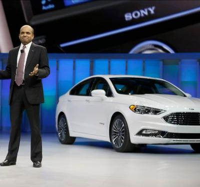 Ford's North American president has resigned after reports of 'inappropriate' behavior