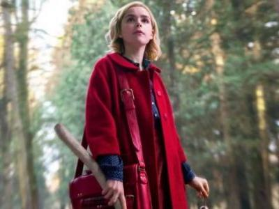 The Spell Is Cast In The First Official Photos From THE CHILLING ADVENTURES OF SABRINA