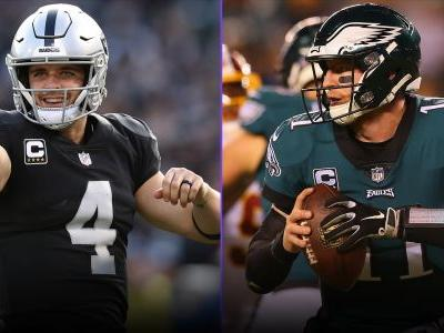 Fantasy Football Rankings Week 15: QBs