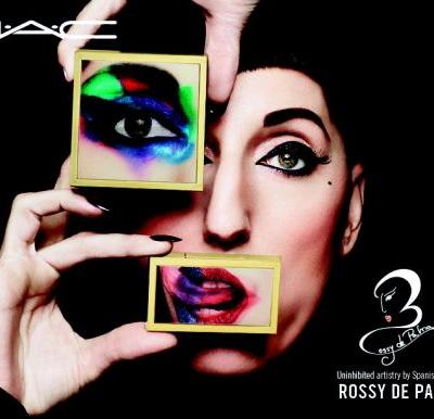 "The New MAC x Rossy de Palma Collection Has Lipstick For ""Phenomenal Women"""