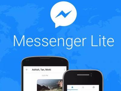 Facebook launches bloat-free Messenger Lite for Android in the US, Canada, and UK