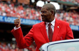 Cardinals' Hall-of-Fame pitcher Bob Gibson battling pancreatic cancer