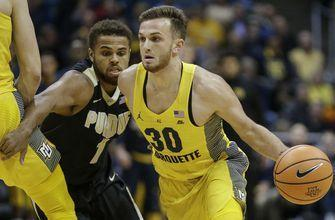No. 19 Purdue controls paint to beat Marquette 86-71
