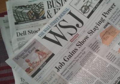 Wall Street Journal fires correspondent over ethics conflict