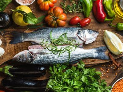 The Complete Mediterranean Diet Food List