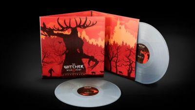 The Witcher 3 Gets Its Own Stylish Vinyl Soundtrack