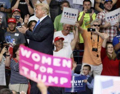 President Trump returns to Youngstown to campaign for a race he's already won