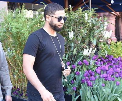 Jussie Smollett spotted having lunch with 'Empire' exec in Noho
