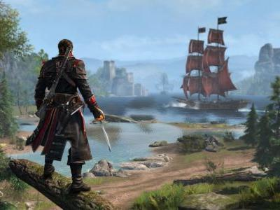 Assassin's Creed Rogue Is Coming to PS4 and Xbox One