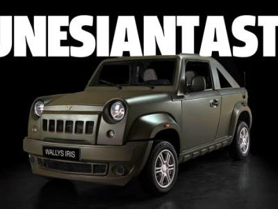 It's Time To Consider This $15,000 Tunisian Jeep Alternative