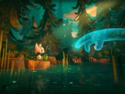 Adorable PlayStation VR Adventure Title Ghost Giant Launches This Spring