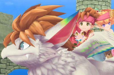 Remastered 'Secret of Mana' coming to PS4, Vita, and PC in February 2018
