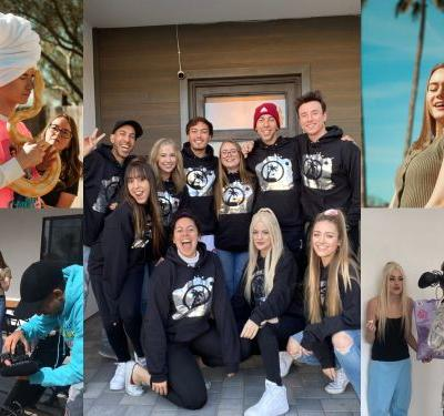 Inside the 'creator retreat' for influencers trying to replicate the collaborative success of Hype House and the Vlog Squad and make as much content as possible