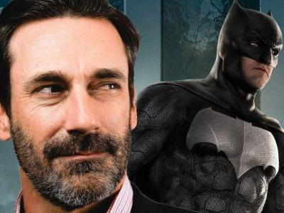 Jon Hamm Is Interested In Playing The Next Batman