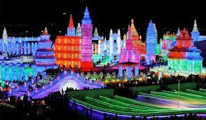 North China's Harbin Ice festival allures millions of global visitors