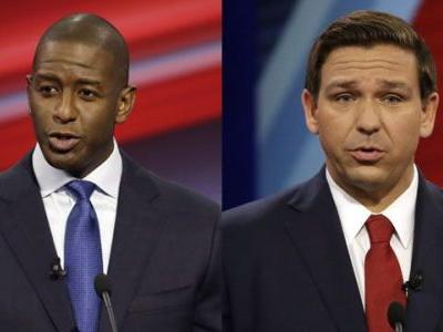 Democrat Andrew Gillum concedes Florida governor's race to Republican Ron DeSantis