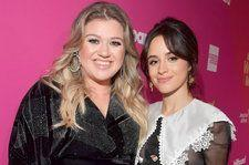 Kelly Clarkson Says Camila Cabello's New Album is Her Favorite in Grammy Twitter Q&A