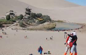 Major growth for China's tourism industry