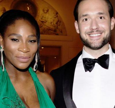 Serena Williams Wore A Wedding Gown Fit For A Queen, Obviously