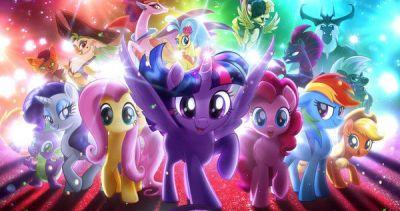 My Little Pony: The Movie Trailer 2 Introduces a New Breed of Hero