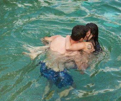 Is It Safe To Have Sex In A Pool Or Hot Tub? Experts Explain It All
