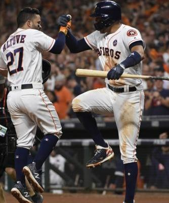 Houston Astros beat New York Yankees, extend ALCS to Saturday's deciding Game 7