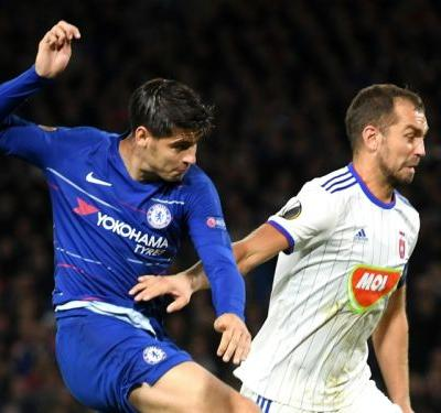 Cahill delighted for Morata as dry spell ends