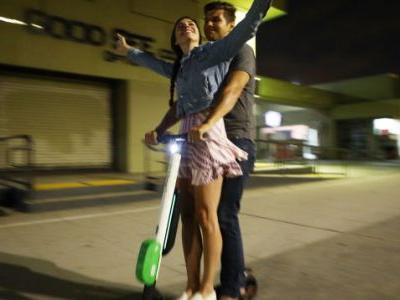 Emergency Rooms Say People Are Getting Really Hurt on Electric Scooters