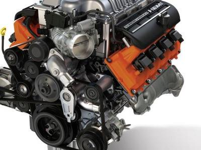 Rejoice: The Dodge Hellcat V8 Is Now Available As A Crate Engine