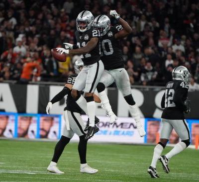 Raiders trade former first-round CB Gareon Conley to Texans, per report