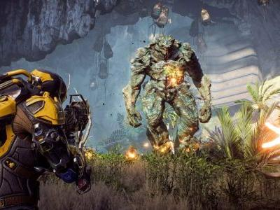 "Anthem Is About That ""Super Heroic, Larger Than Life"" Feeling, Says Bioware"