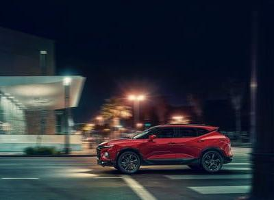 2019 Chevrolet Blazer strays far from its rugged off-road roots
