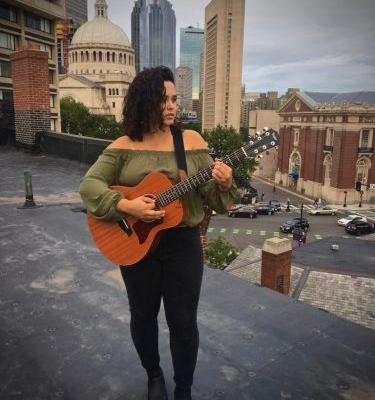 """Student Profile: Gaby Alegro on """"Seasons,"""" Caf Shows, and What's to Come"""
