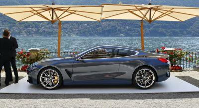BMW 8-Series Concept Looks Even Better Under The Italian Sun