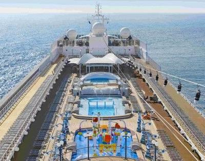 Swiss firm to launch 'hotel ship' during Tokyo Games