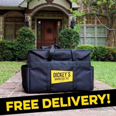 Dickey's Barbecue Pit Rolls Out Contactless Delivery Across the U.S