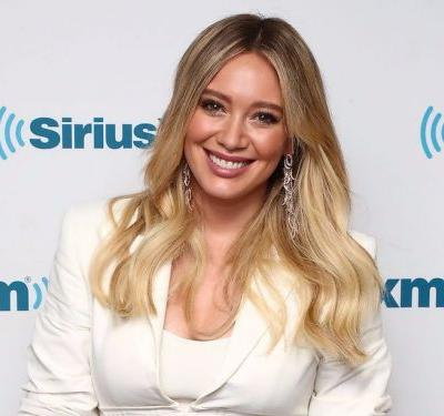 Hilary Duff just went makeup free on Instagram - and she looks stunning