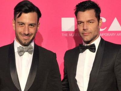 Ricky Martin Is Now a Married Man!