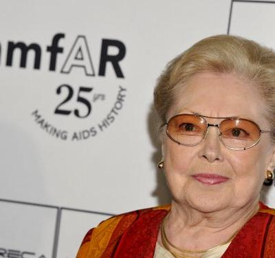 Prominent AIDS crusader Mathilde Krim dies at age 91