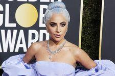 Lady Gaga's Golden Globes Hairstyle inspired by 16th Century Aristocracy