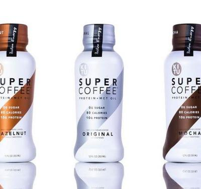 This energy drink uses coffee, coconut oil, and lactose-free whey to keep caffeine jitters and sugar crashes at bay - and it actually tastes good