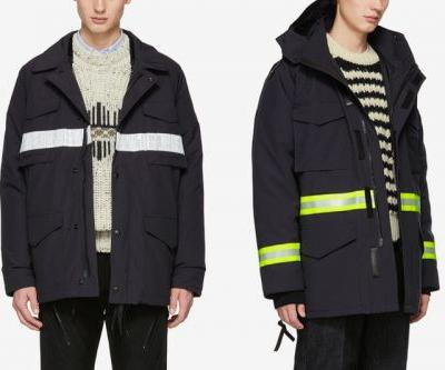 Junya Watanabe & Canada Goose Put Together a Series of Functional FW18 Outerwear