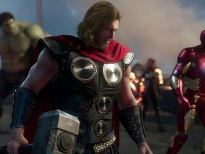 "Marvel's Avengers Has ""A Huge Spine of Single Player Cinematic-Led Story""; Can Be Played Offline"