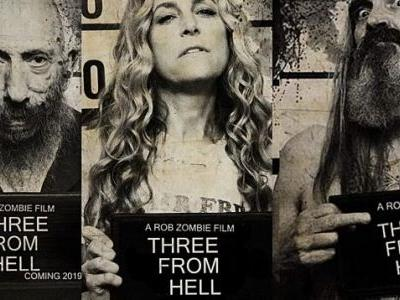 Rob Zombie's 3 FROM HELL Finally Has A Trailer