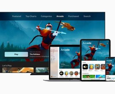 Do you need an Apple device to use Apple Arcade?