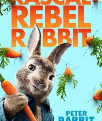 New Poster for Peter Rabbit
