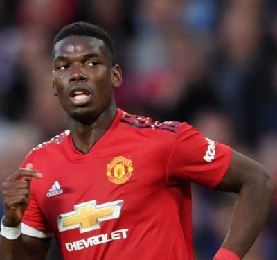 Man Utd Team News: Sanchez dropped as Martial & Pogba start