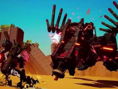 Daemon X Machina Gamescom Trailer Shows Off A Bunch of Mech Action