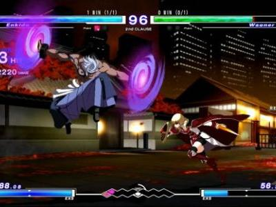 The North American and European Release Date for Under Night In-Birth Exe:Late has Been Revealed