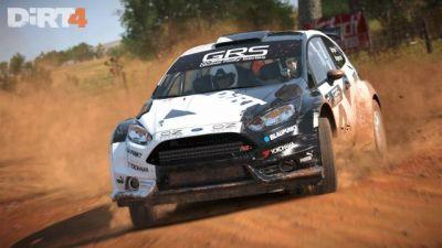 New PlayStation Releases This Week - Dirt 4, Wipeout Omega Collection